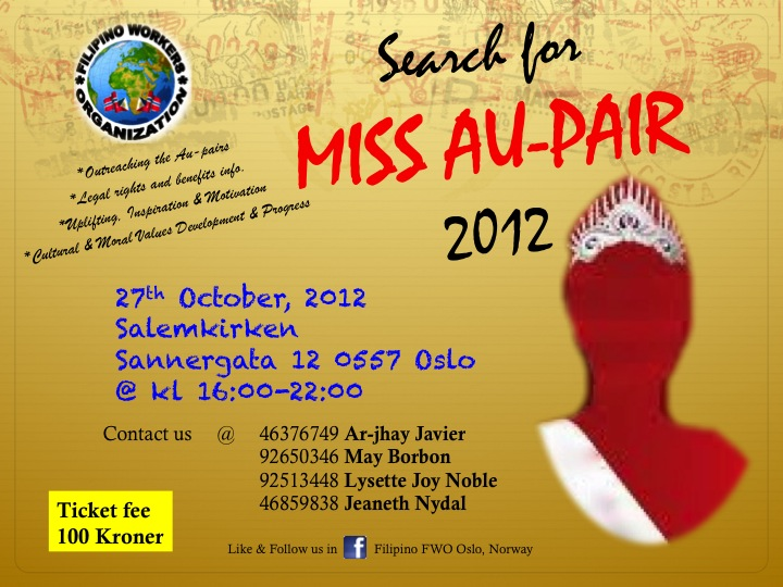 Miss Aupair Final